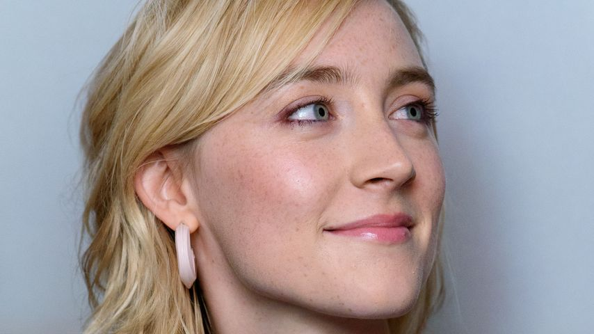 "Saoirse Ronan beim Screening von ""On Chesil Beach"" im Mai 2018"