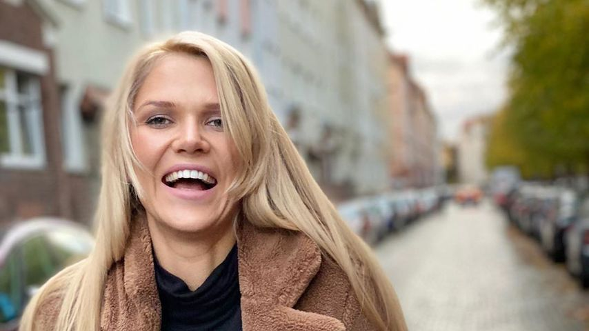 Sara Kulka im Dezember 2019