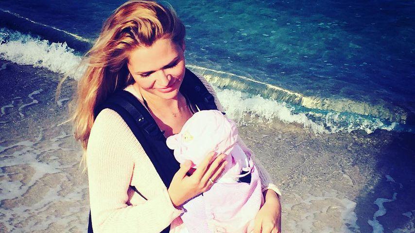 Model, Mama, Malle? Sara Kulka plant eigenes Family-Hotel!