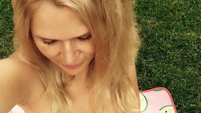 Hate gegen Baby: Sara Kulka verteidigt ihr ungeborenes Kind!