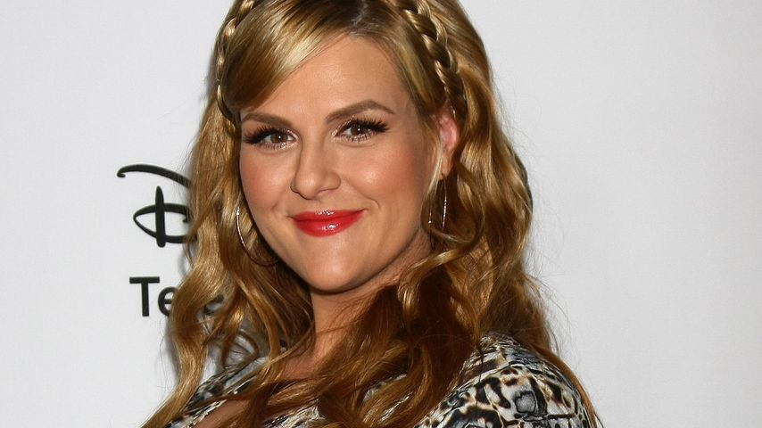 Office Girl-Star Sara Rue: Das Baby ist da!