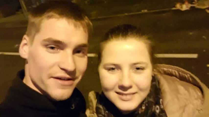 Sarafina Wollny (r.) und ihr Partner Peter