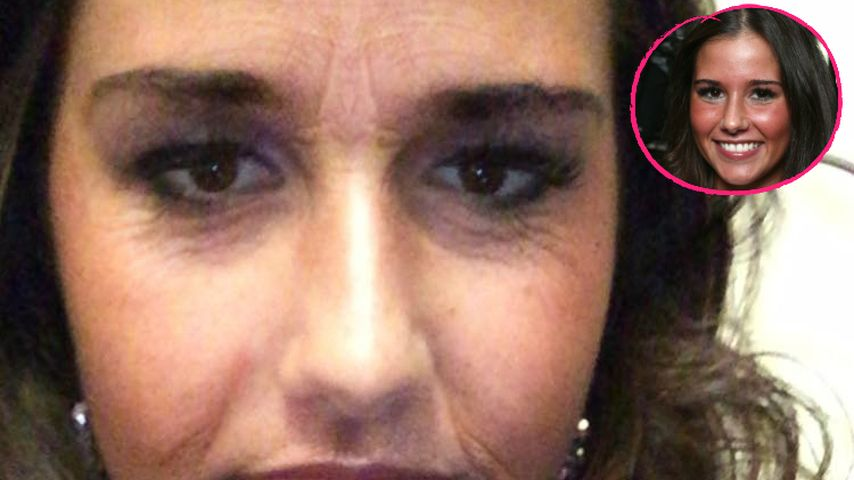 Falten-Alarm! Was ist nur mit Sarah Lombardi passiert?