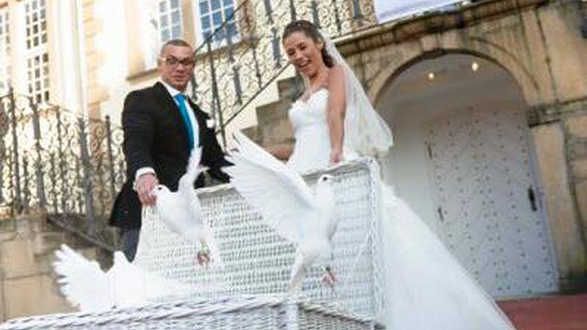 Ehe-Glück: Sarah Lombardi enthüllt Hochzeits-Pic