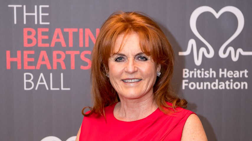Sarah Ferguson beim The Beating Hearts Ball in London