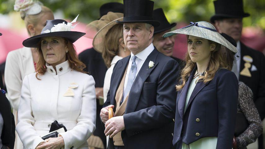 Wieder ein Paar? Prinz Andrew & Fergie feiern Hochzeitstag