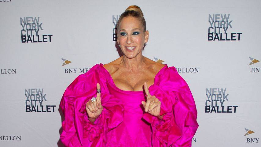 Sarah Jessica Parker bei der New York City Ballet Fall Fashion Gala