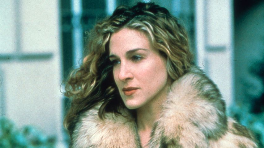 """Sarah Jessica Parker in """"Sex and the City"""""""