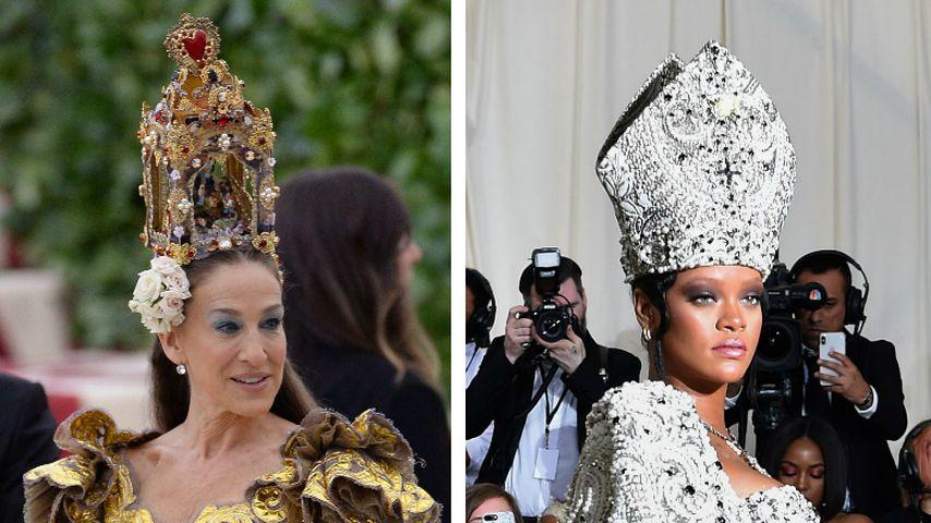 Religiöse Met Gala 2018: Das sind die krassesten Promi-Looks
