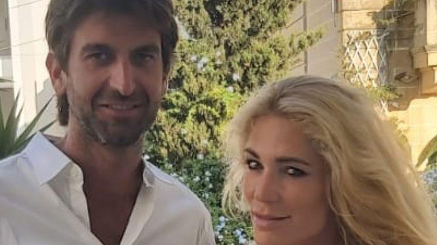 Sarah Kern mit ihrem Mann Matthew