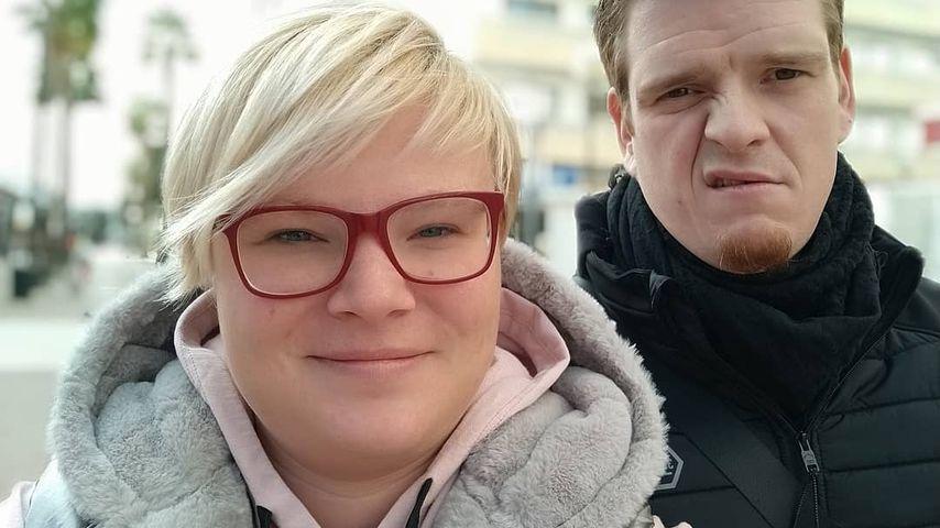 Sarah Liesenhoff mit ihrem Freund Manuel, November 2019
