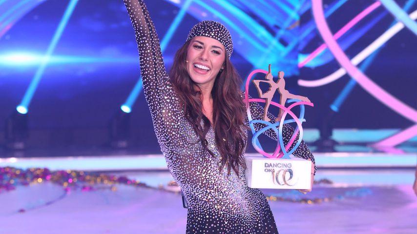 """Bei """"Dancing on Ice"""": Sarah konnte endlich wahres Ich zeigen"""