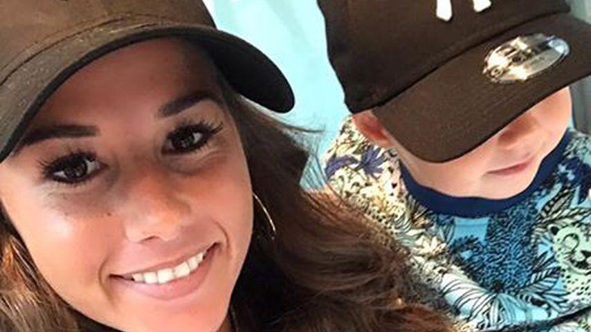"""""""Nicht ohne Alessio"""": Sarah reist nur mit ihrem Söhnchen!"""