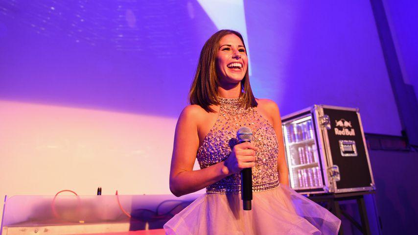 Sarah Lombardi auf der Bühne