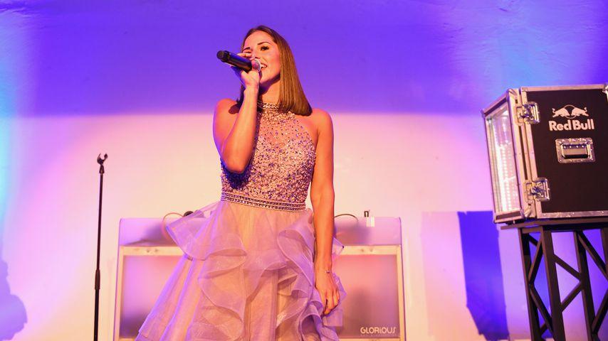 Sarah Lombardi im Juli 2018