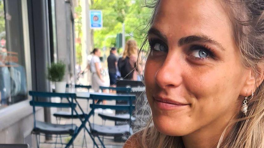 Schauspielerin Sarah Mangione