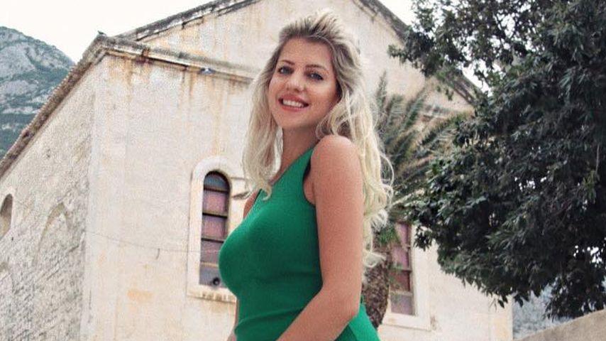 Fast Baby-Halbzeit! Sarah Nowak startet jubelnd in Woche 18