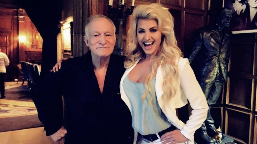 Sarah Nowak in der Playboy-Villa: So war es mit Hugh Hefner