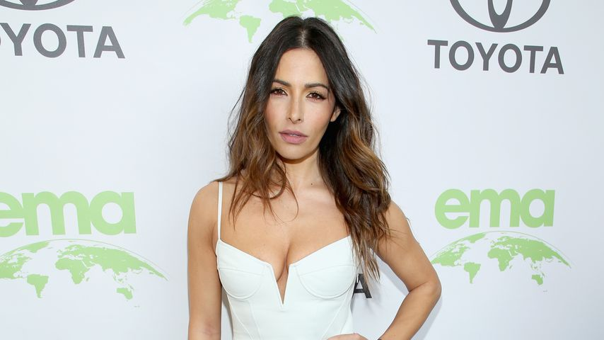 Sarah Shahi bei den Environmental Media Awards
