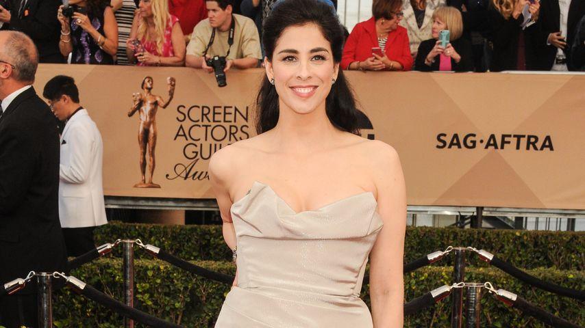 "Sarah Silverman bei den ""Screen Actors Guild Awards"""