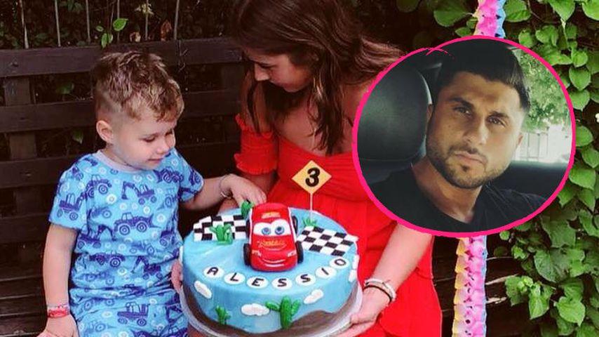 Alessios dritter Geburtstag: War Sarahs Roberto auch dabei?