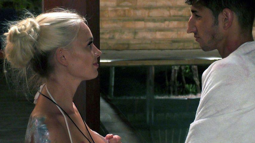 """Sarah und Mateo bei """"Temptation Island"""""""