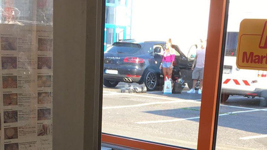 Bild aufgetaucht: Pietro & Sarah beim Einkaufen vereint!