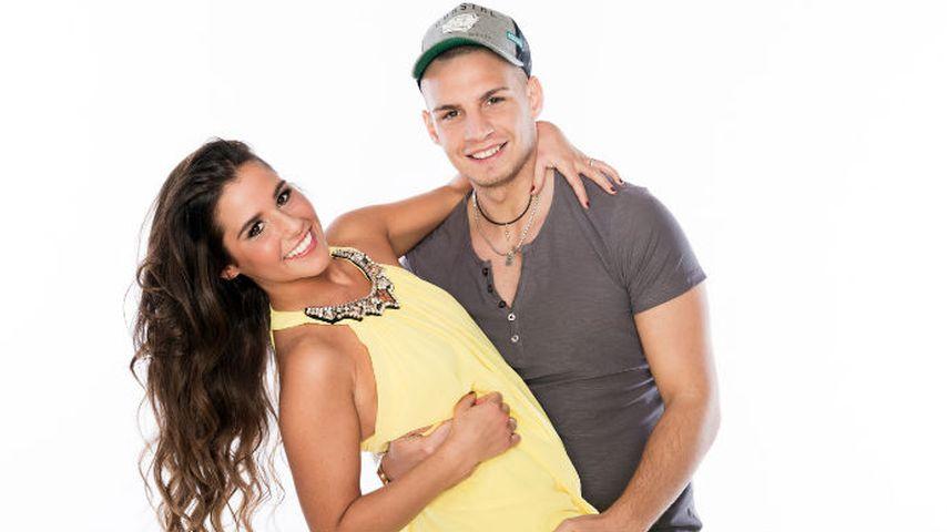 Sarah und Pietro Lombardi, Bild aus der RTL-II-Sendung