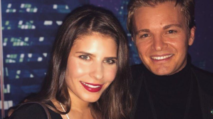 Sarna Röser, Unternehmerin, und Nico Rosberg, Unternehmer