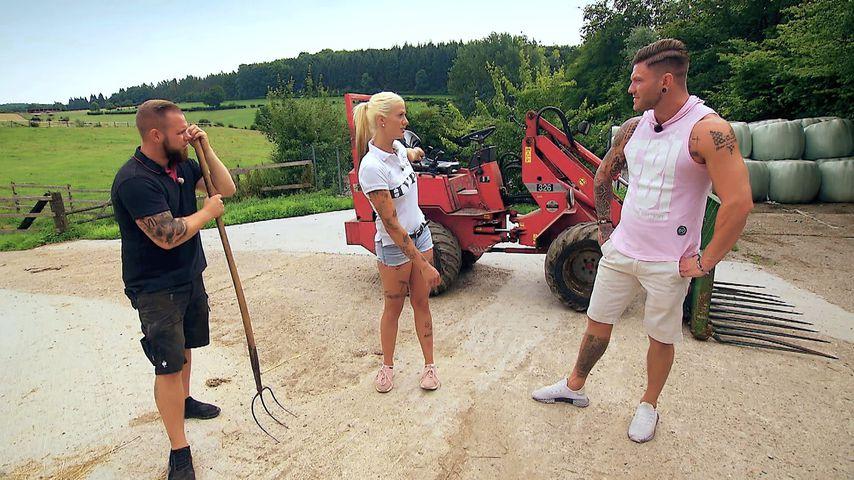 """Sascha, Denise und Till, """"Bauer sucht Frau""""-Teilnehmer 2020"""