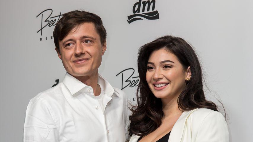 Sascha Koslowski und Paola Maria