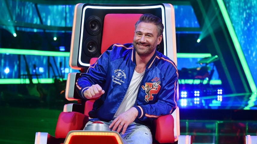 "Sasha bei ""The Voice Kids"""