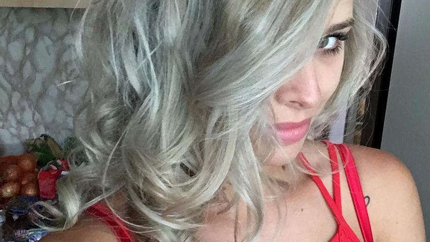 Neue Frisur: Saskia Atzerodt trägt jetzt den Granny-Look