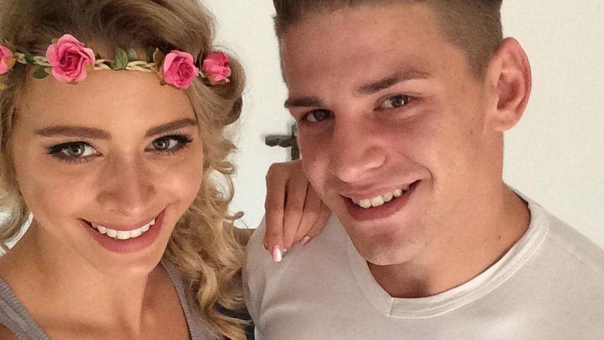 Saskia Atzerodt und Bruder Nico