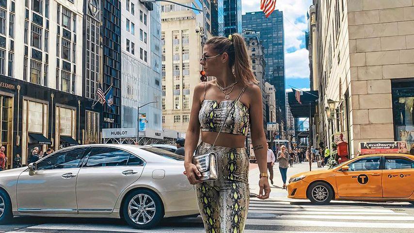 Saskia Beecks in New York