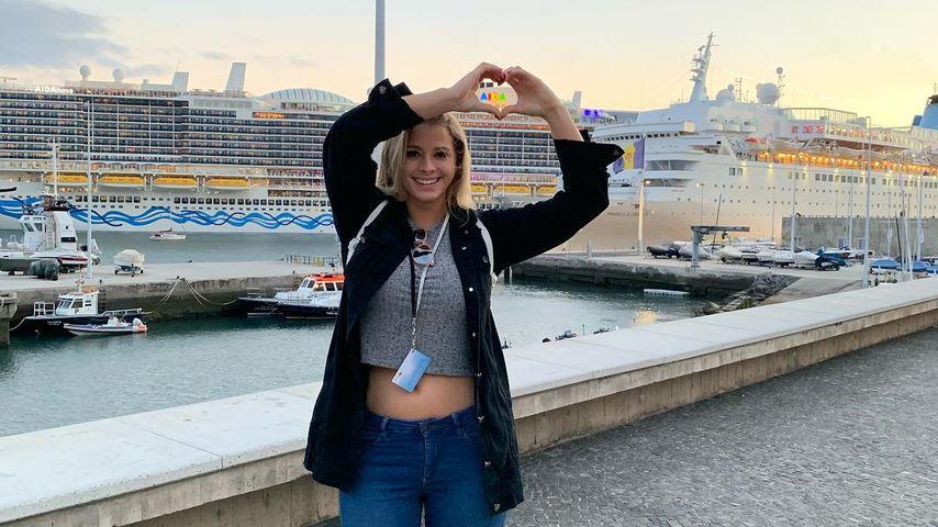 Saskia Atzerodt auf Madeira, März 2019
