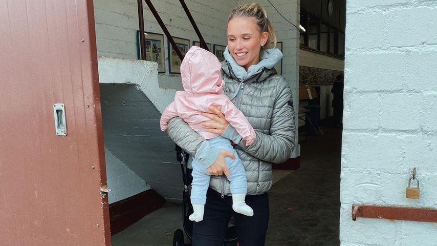 Scarlett Gartmann und ihre Tochter