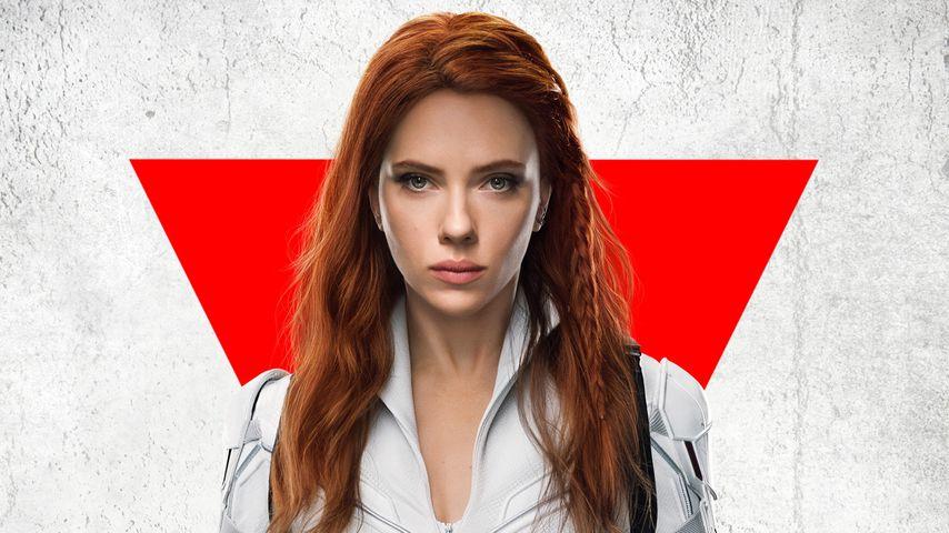 "Scarlett Johansson als Natasha Romanoff in ""Black Widow"""