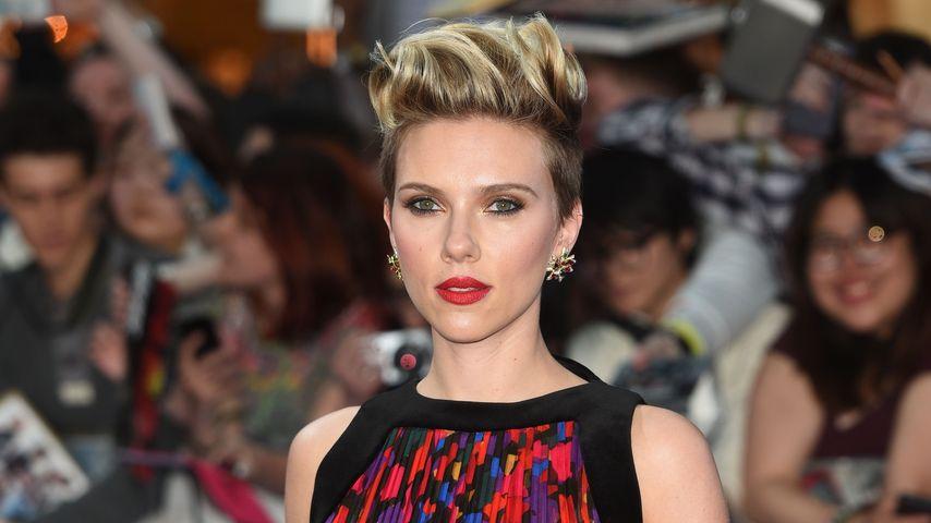 Atemberaubend! Scarlett Johansson stiehlt allen die Show