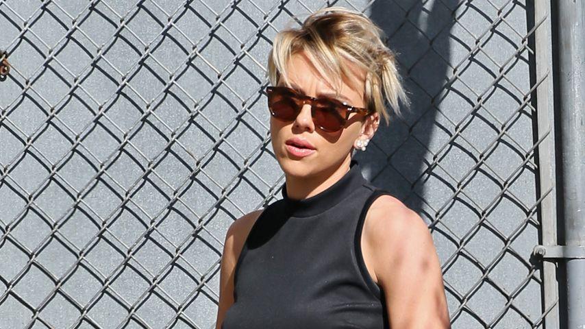 Total unglücklich: Ist Scarlett Johanssons Ehe in Gefahr?
