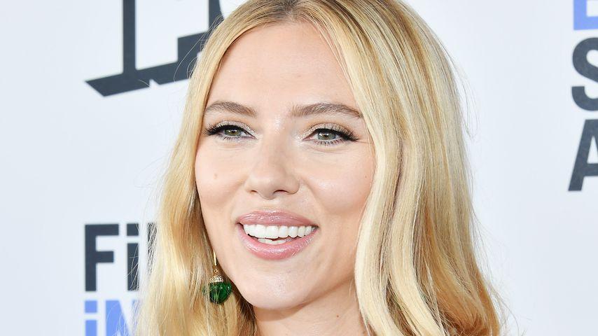 Nach Baby-Gerüchten: Scarlett Johansson spricht über Tochter