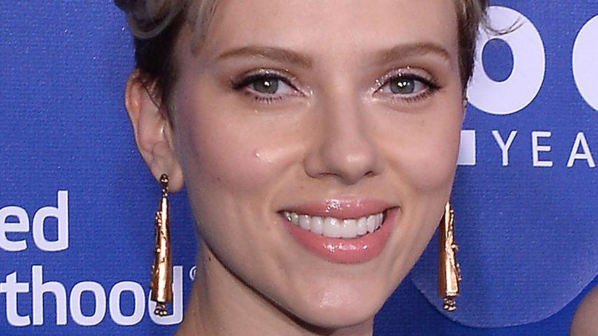"""Scarlett Johansson bei der """"Planned Parenthood""""-gala 2017 in New York City"""