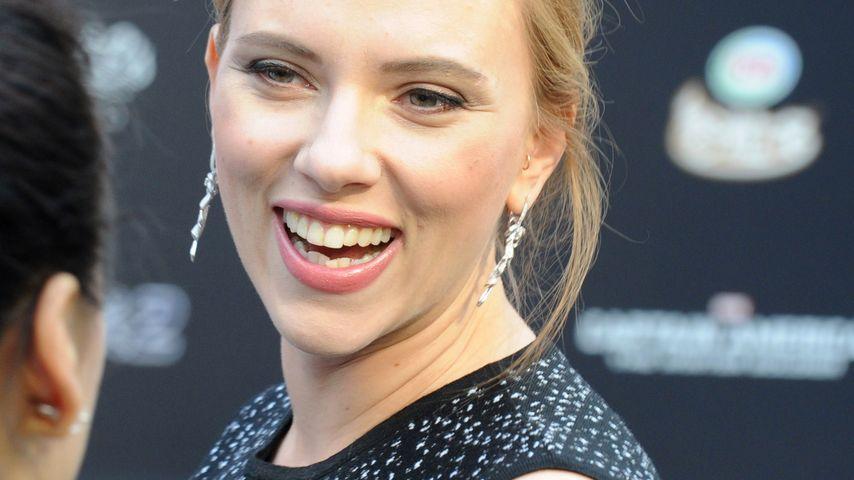 Scarlett Johansson: Durch Stillen zum Top-Body!