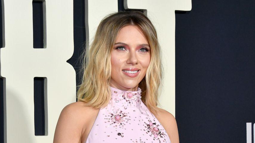 """Scarlett Johansson auf der """"Jojo Rabbit""""-Premiere in Los Angeles, 2019"""