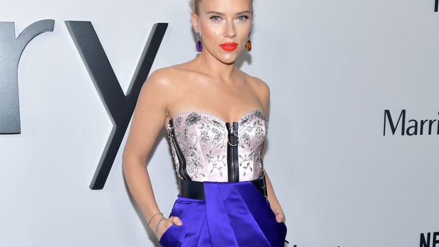 Scarlett Johansson, Filmstar