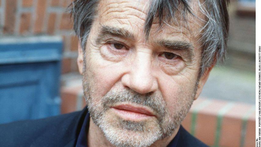 Schauspieler Hilmar Thate im Jahr 2000