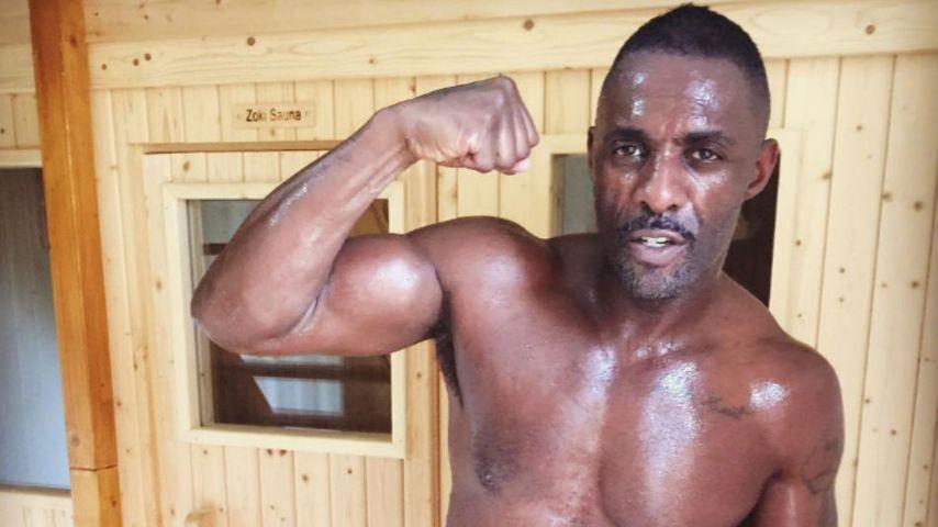 Nix zu alt! So knackig ist Hollywood-Star Idris Elba (43)