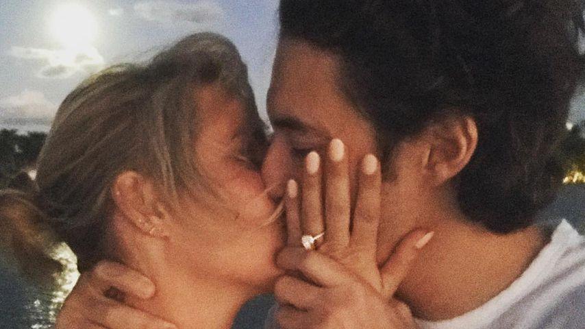 Kurz nach Scheidung vom Ex: Claire Holt wieder verlobt!