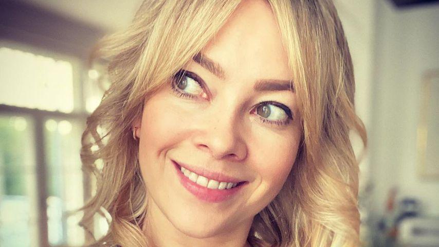 Schauspielerin Laura Osswald im Dezember 2019