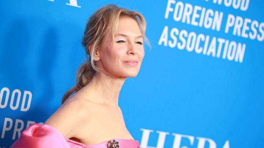 Gekränkt: Renée Zellweger weint wegen Beauty-Diss
